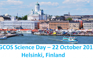 GCOS Science Day 2018
