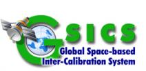 GLOBAL SPACE BASED INTER-CALIBRATION SYSTEM