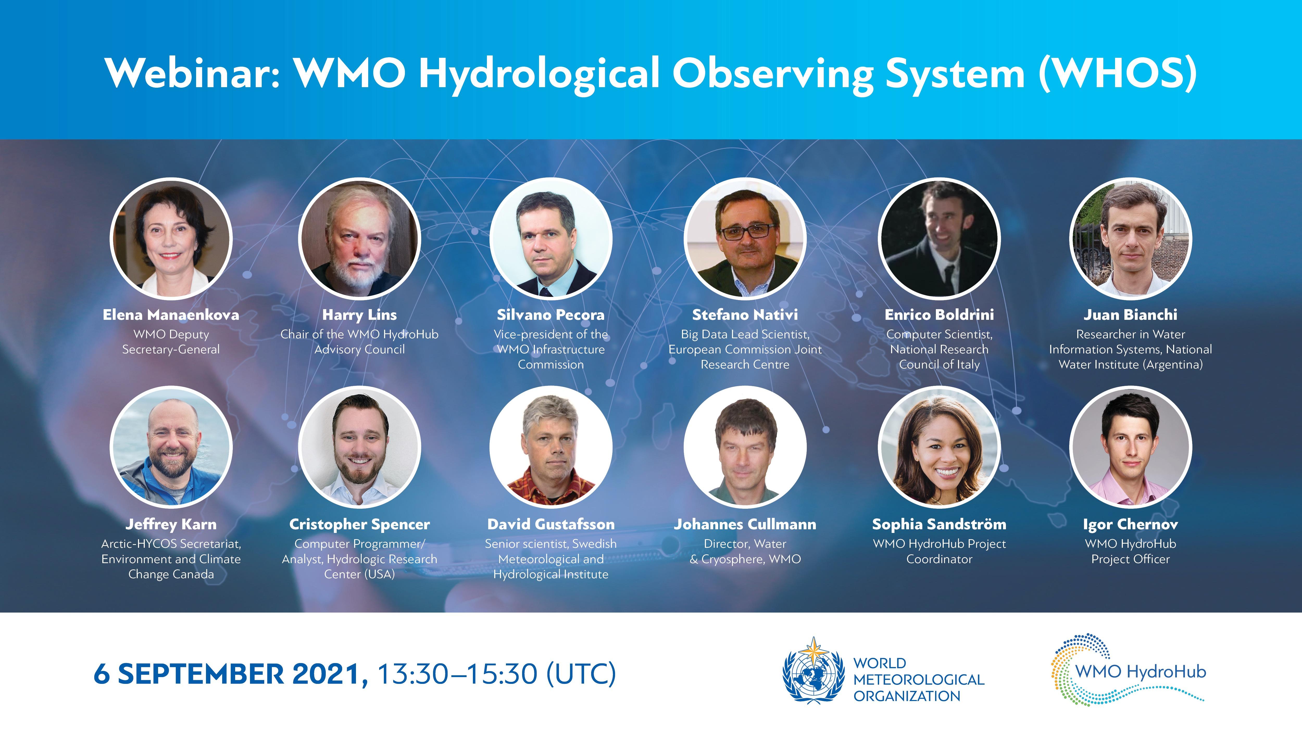 WHOS Webinar