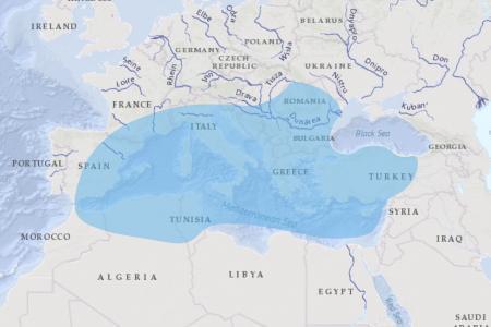 Med-HYCOS (Mediterranean)