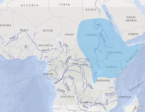 IGAD-HYCOS (Eastern Africa)