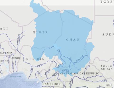 Lake Chad-HYCOS