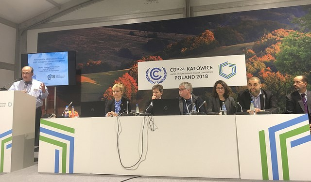 IG3IS COP 24 Side Event