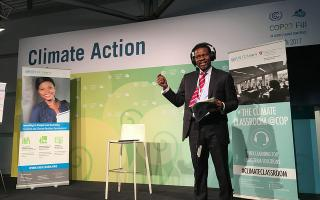 IG3IS COP 24 Encore Side Event